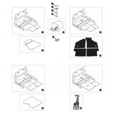 Carpet sets - Traveller, Estate, van and Pick up