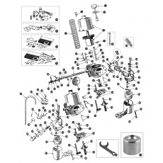 SU-HD8 internal carburettor - BJ8