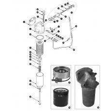 Oil filter - Purolator 'full flow' type