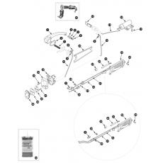 Door locks and handles - Series II Coupe