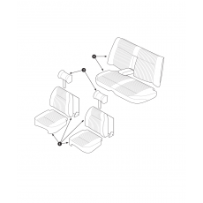 Seat cover - Series I
