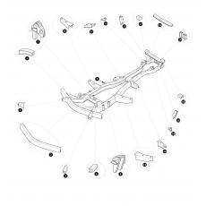 Chassis frame repair panels - MK3