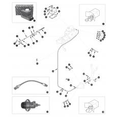Clutch hydraulics - 1500, 1600 and 1622
