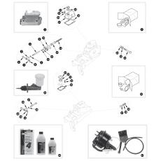 Brake hydraulics