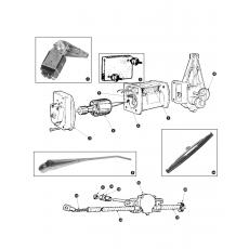 Wiper motor BN1
