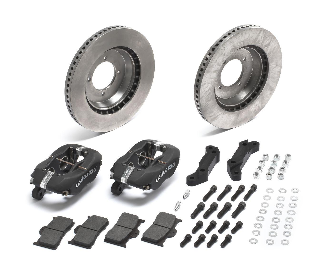 Brake conversion kit