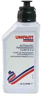 Automatic transmission fluid