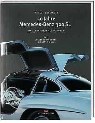 50 Jahre Mercedes-Benz 300 SL