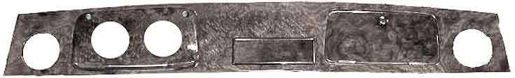 Wood dashboard