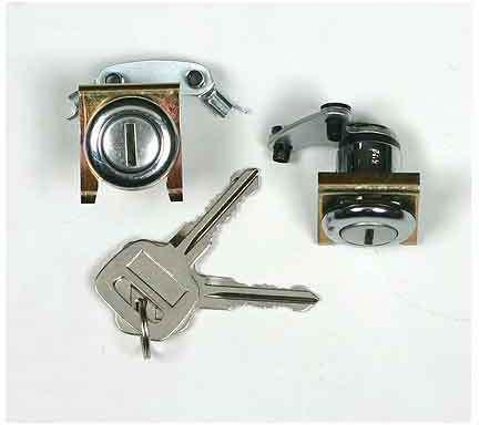 Private lock set