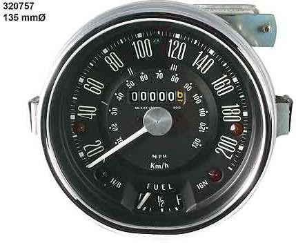 Mini Speedometer