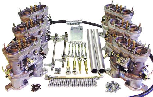 Jaguar Carburettor