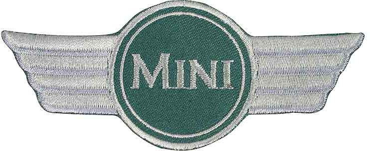 Embroid badge