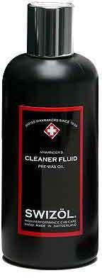 Cleaner fluid