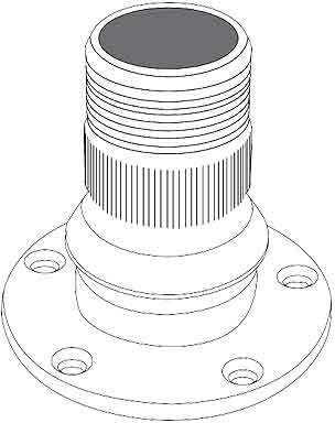 Aston Martin Wire wheel hub
