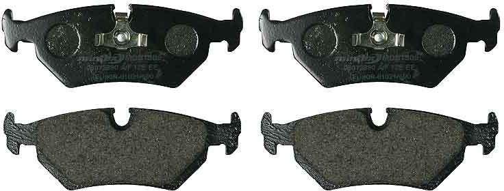 Jaguar Brake pads