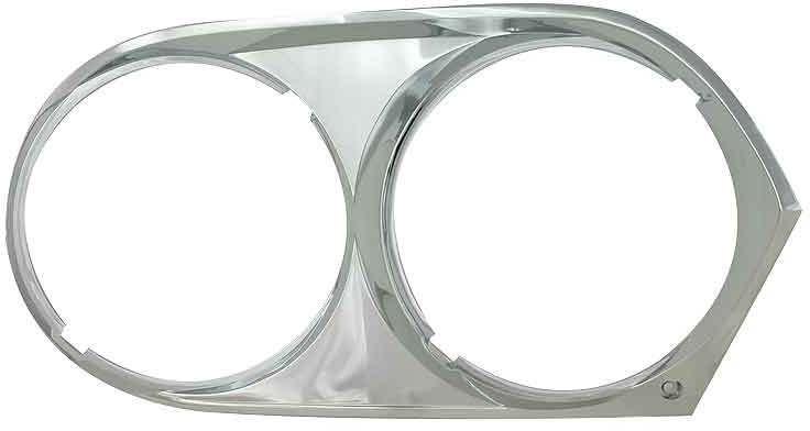Headlamp rim