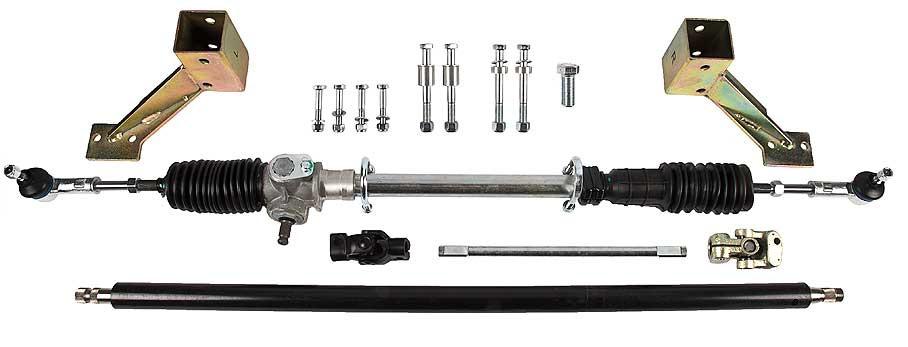 Triumph Steering rack conversion kit