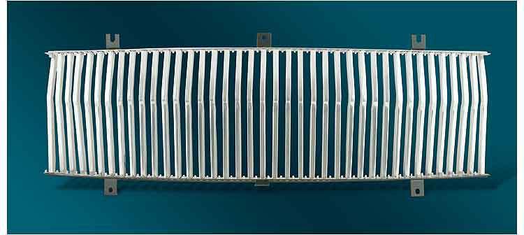 Austin Healey Radiator grille panel