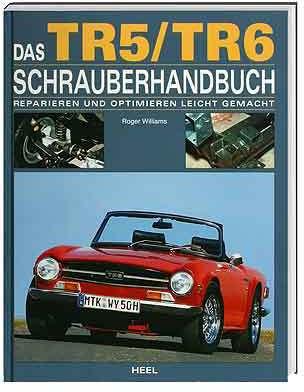 Triumph How to restore Triumph TR5/250 and TR6