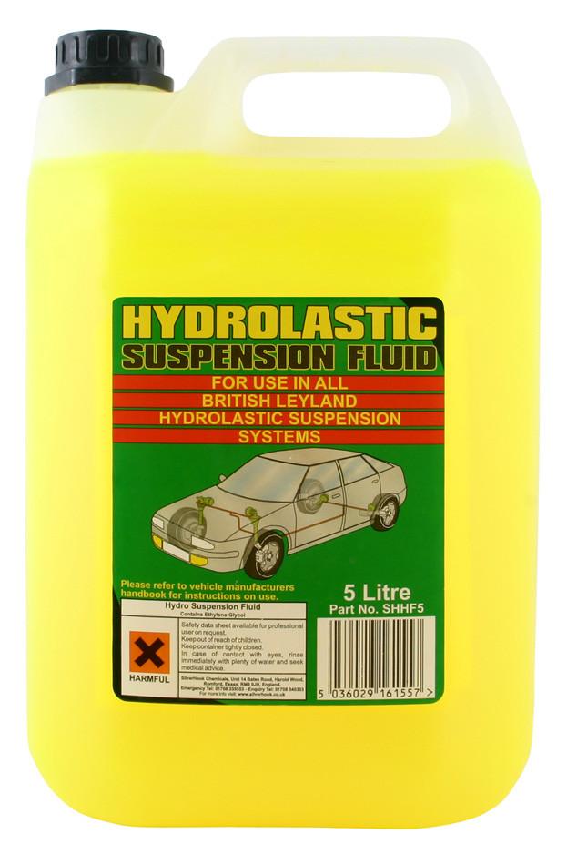 MG Hydrolastic fluid