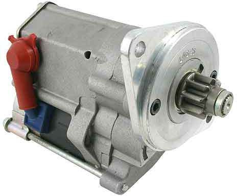 Triumph High performance starter motor