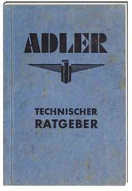 Adler - Technischer Ratgeber