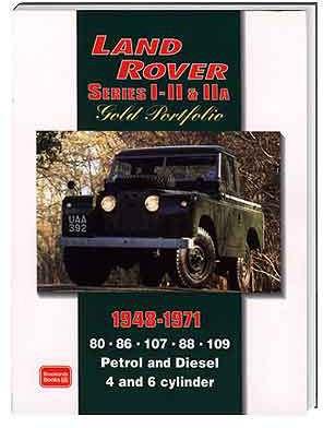 Land Rover 1948-1971