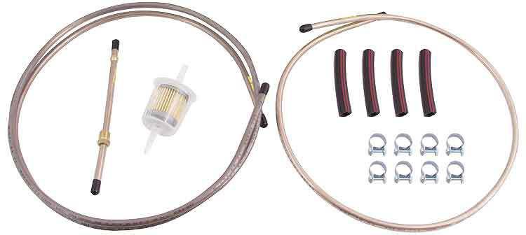Triumph Fuel pipe kit