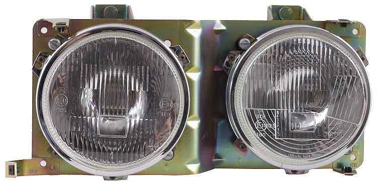 Jaguar Headlamp