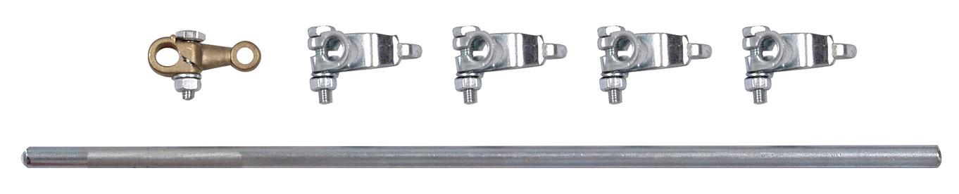 Triumph Throttle linkage