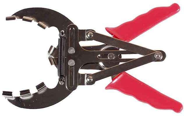 Piston ring expander