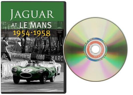 Jaguar at Le Mans 1954-58