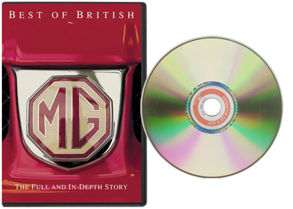 Best of British MG