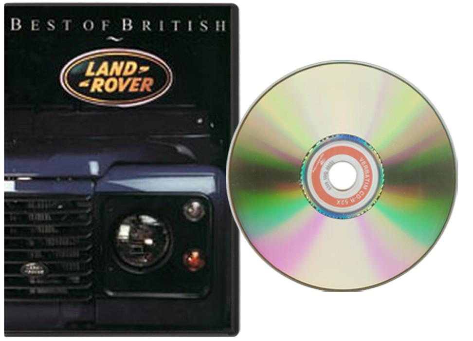 Best of British Land Rover