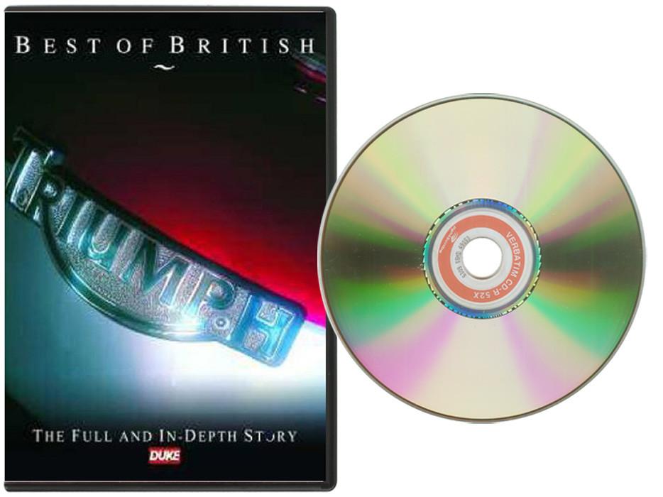 Best of British TRIUMPH