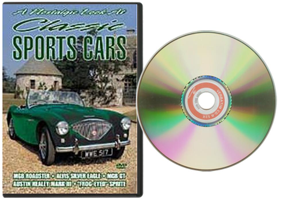 A Nostalgic Lookat Classic Sports Cars