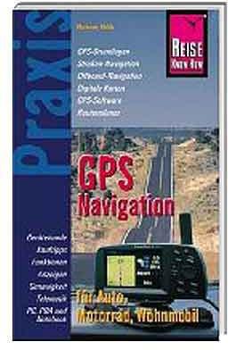 GPS-Navigation für Auto, Motorrad, Wohnmobil