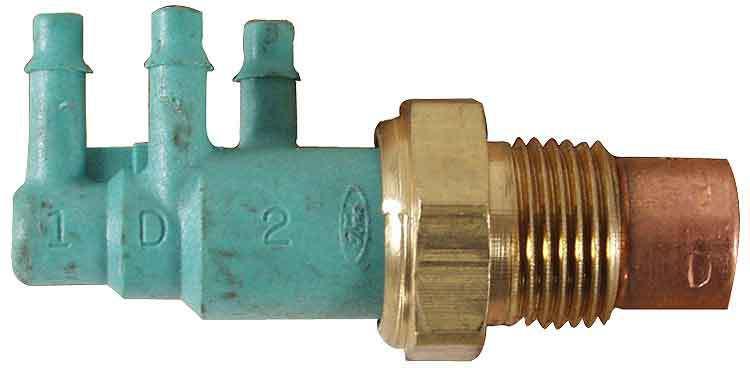 Jaguar Thermo vacuum switch