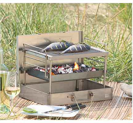 Grill Case