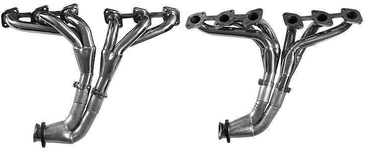 Jaguar Tubular manifold
