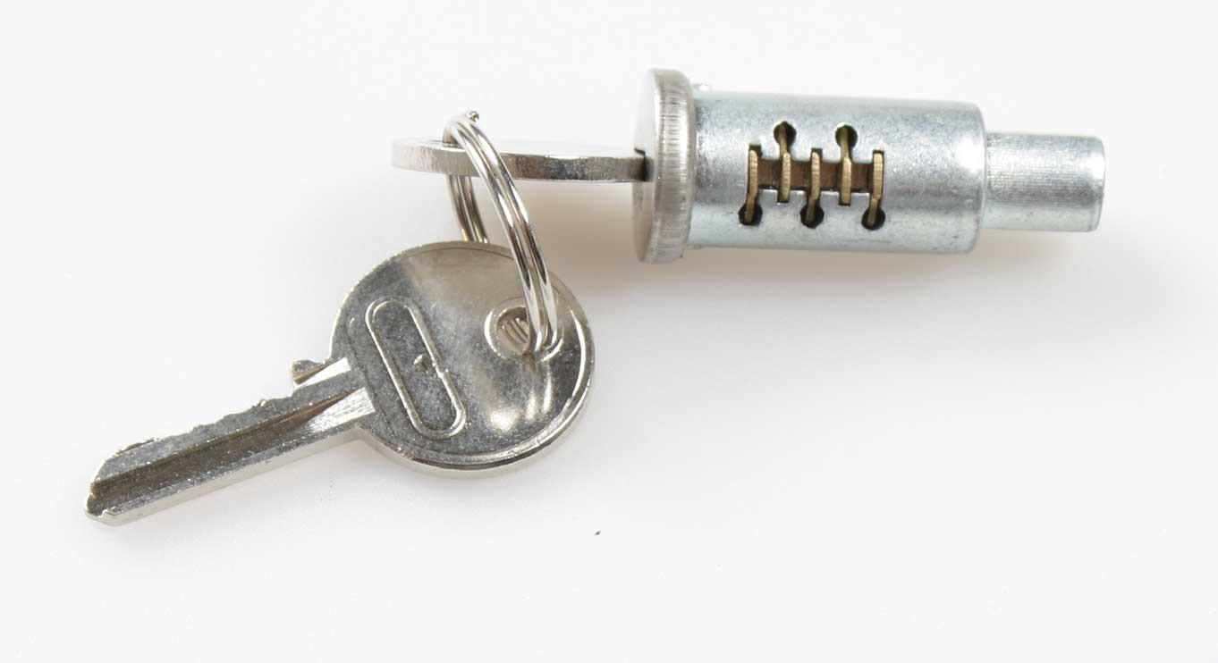 Locking barrel