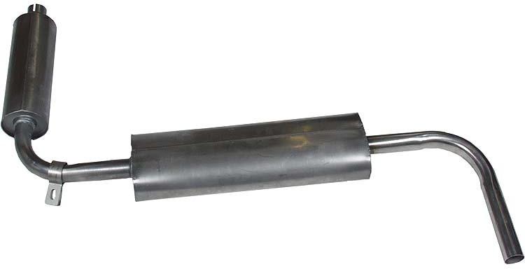 Sprite / Midget Rear silencer