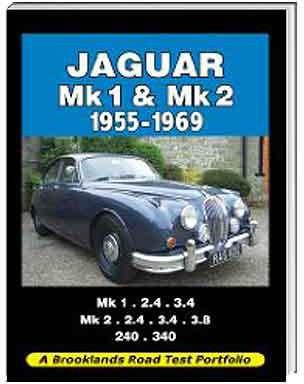 Jaguar Mk1 & Mk2