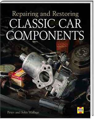 Classic car components