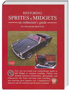 Sprite / Midget Restoration manual