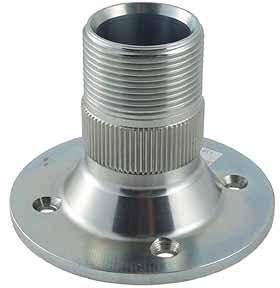 Sprite / Midget Wire wheel adaptor