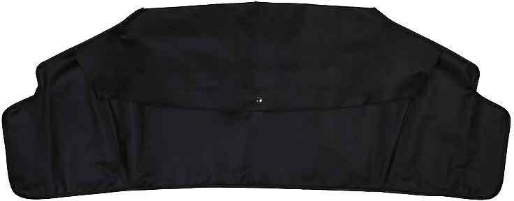 Side screen stowage bag