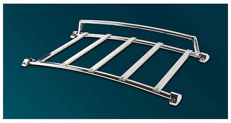 MG Boot rack