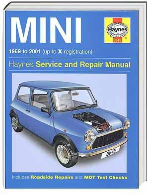Mini Repair manual